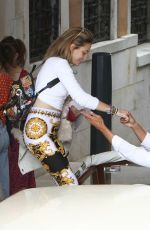 PARIS JACKSON Out and About in Venice, 05/29/2018