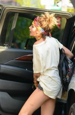 PARIS JACKSON Out in New York 05/03/2018