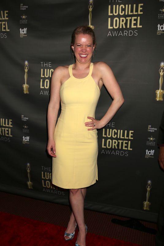 PATTI MURIN at 2018 Lucille Lortel Awards in New York 05/06/2018