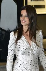 PENELOPE CRUZ Leaves Hotel Marriott in Cannes 05/09/2018