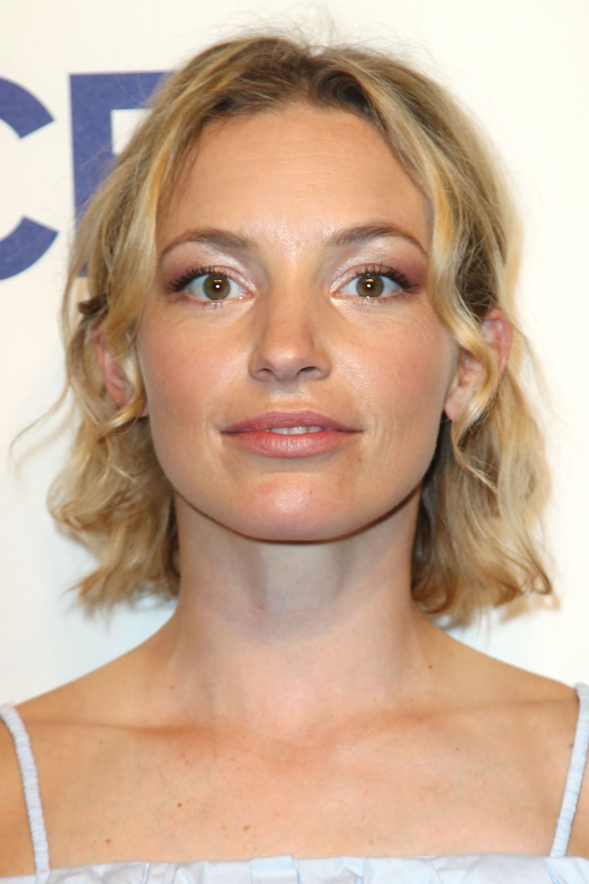 Perdita Weeks At Cbs Upfront Presentation In New York 05162018
