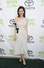 PERREY REEVES at 2018 Environmental Media Awards in Beverly Hills 05/22/2018