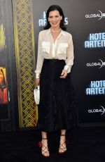 PERREY REEVES at Hotel Artemis Premiere in Los Angeles 05/19/2018