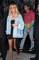 PETRA ECCELSTONE at Catch LA in West Hollywood 05/11/2018