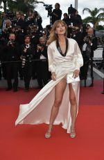 PETRA NEMCOVA at Blackkklansman Premiere at Cannes Film Festival 05/14/2018