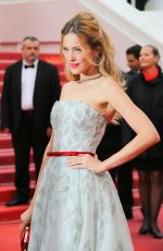 PETRA NEMCOVA at Burning Premiere at 71st Annual Cannes Film Festival 05/16/2018