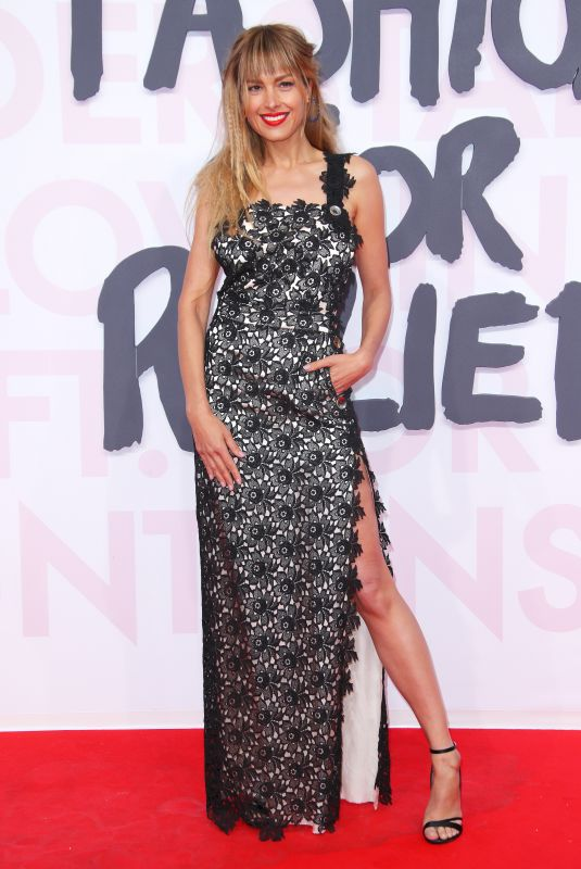 PETRA NEMCOVA at Fashion for Relief Premiere at 2018 Cannes Film Festival 05/13/2018