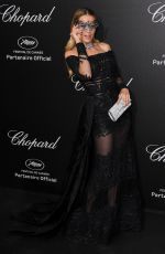 PETRA NEMCOVA at Secret Chopard Party at 71st Cannes Film Festival 05/11/2018