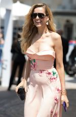 PETRA NEMCOVA Out and About in Cannes 05/10/2018
