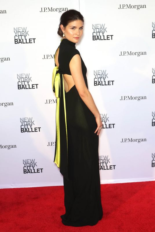 PHILLIPA SOO at New York City Ballet Spring Gala 05/03/2018