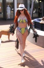 PHOEBE PRICE Out and About in Malibu 05/27/2018