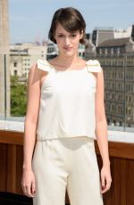 PHOEBE WALLER-BRIDGE at Solo: A Star Wars Story Photocall in London 05/18/2018