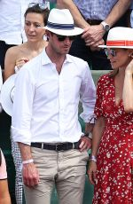 PIPPA MIDDLETON at French Open 2018 at Roland Garros in Paris 05/27/2018