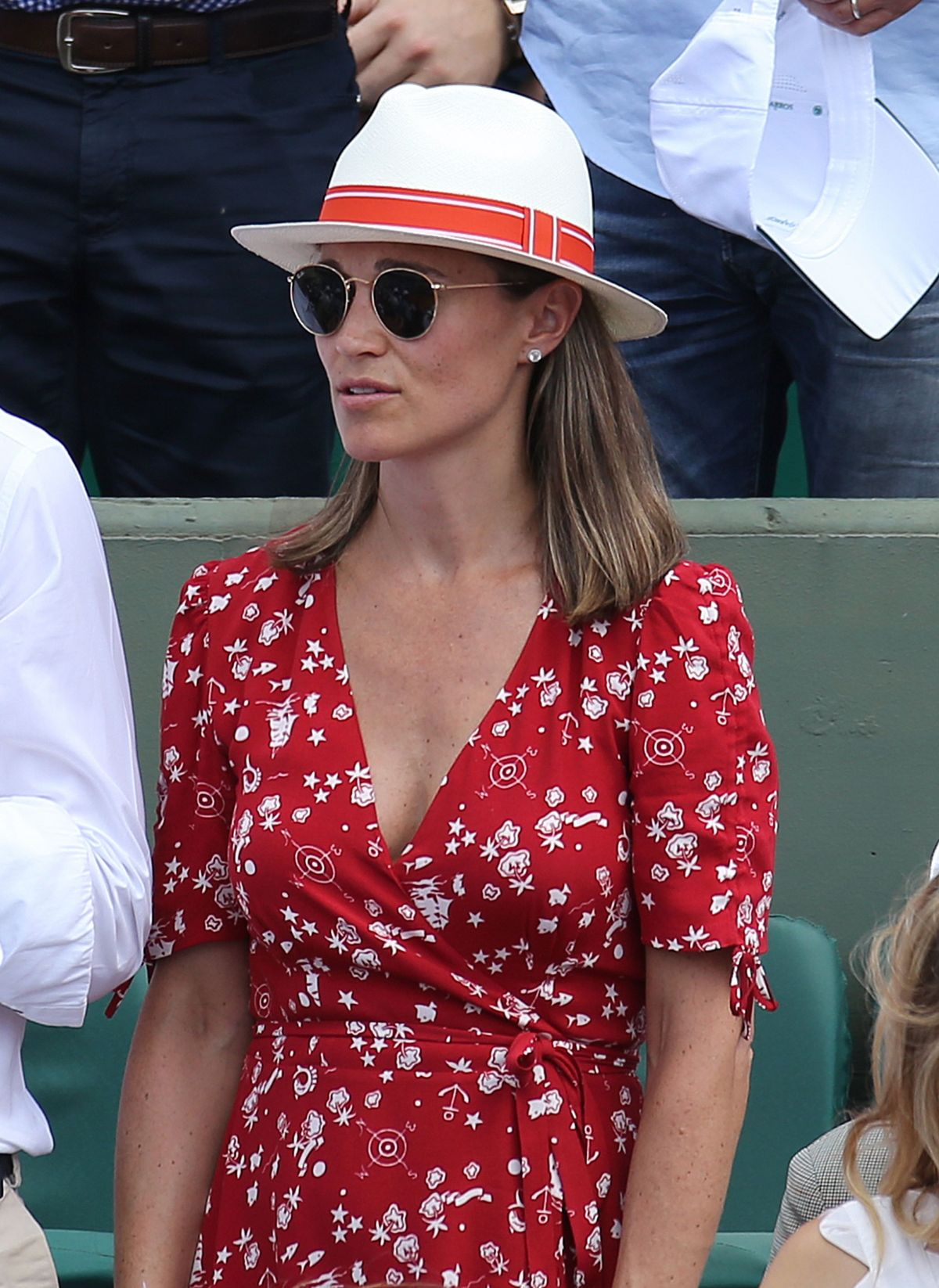 32748ef73b147 PIPPA MIDDLETON at French Open 2018 at Roland Garros in Paris 05 27 2018