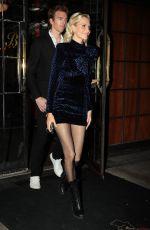 POPPY DELEVINGNE Celebrates Her Birthday in New York 05/03/2018