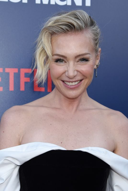 PORTIA DE ROSSI at Arrested Development Show Premiere in Los Angeles 05/17/2018