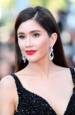 PRAYA LUNDBERG at Ash is Purest White Premiere at Cannes Film Festival 05/11/2018