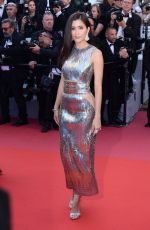 PRAYA LUNDBERG at Girls of the Sun Premiere at Cannes Film Festival 05/12/2018