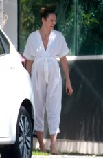Pregnant CANDICE SWANEPOEL Out in Espirito Santo 05/14/2018