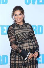 Pregnant EVA LONGORIA at Overboard Premiere in Los Angeles 04/30/2018