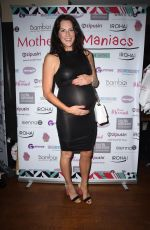 Pregnant JESSICA CUNNINGHAM at Mother of Maniacs Event with Celebrity Friends in London 05/30/2018