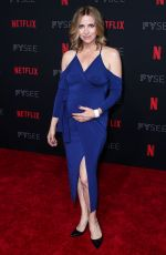 Pregnant JOLIE JENKINS at Netflix FYSee Kick-off Event in Los Angeles 05/06/2018