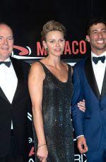 PRINCESS CHARLENE at ACM Dinner Gala at Formula 1 Grand Prix of Monaco 05/27/2018