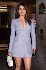 PRIYANKA CHOPRA Night Out in New York 05/02/2018