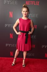 RACHAEL TAYLOR at Jessica Jones FYSEE Event in Los Angeles 05/19/2018