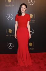 RACHEL BROSNAHAN at 2018 Peabody Awards in New York 05/19/2018