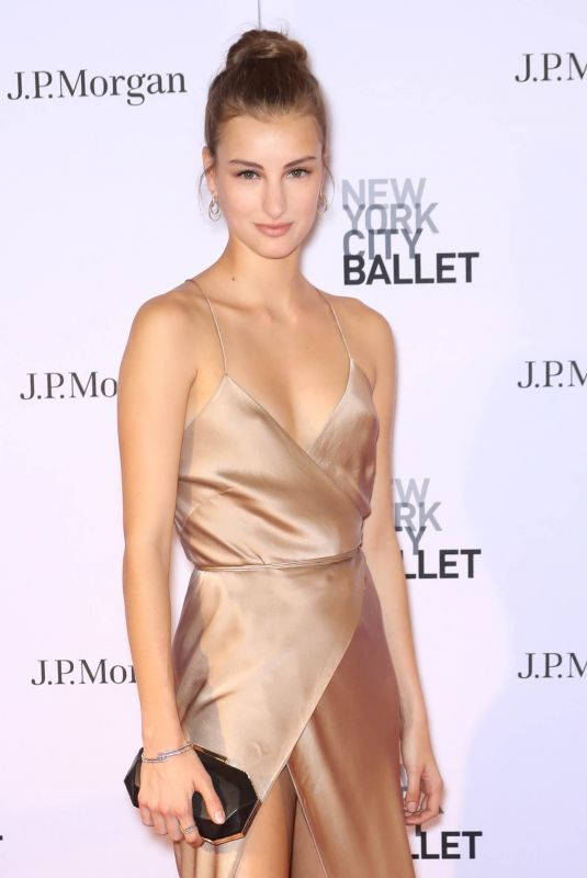 RACHEL FOX at New York City Ballet Spring Gala 05/03/2018