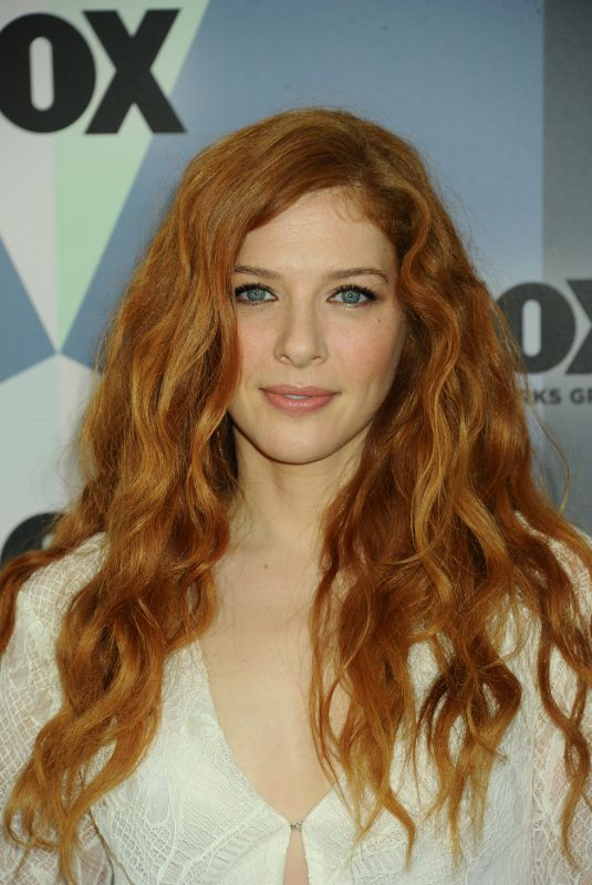 RACHELLE LEFEVRE at Fox Network Upfront in New York 05/14/2018