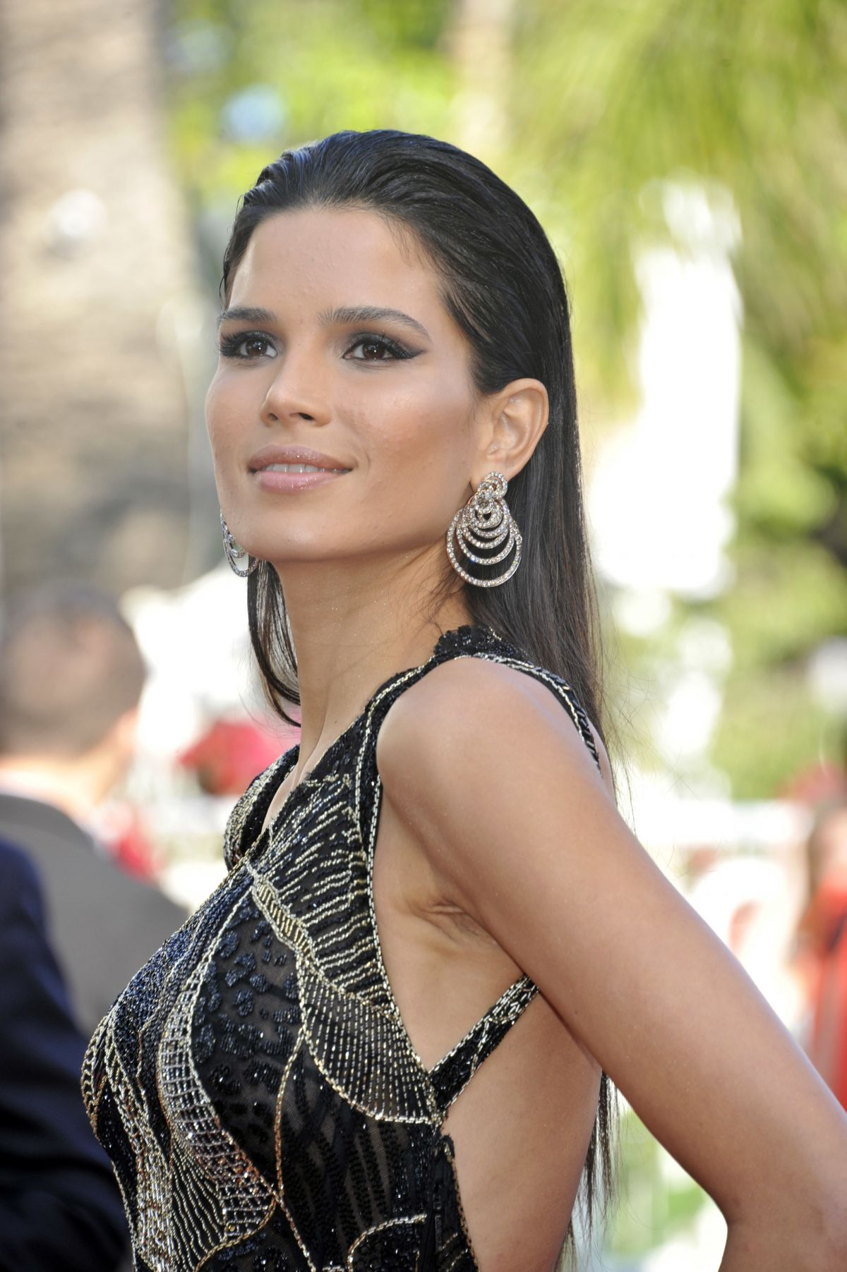 RAICA OLIVEIRA At Girls Of The Sun Premiere At Cannes Film