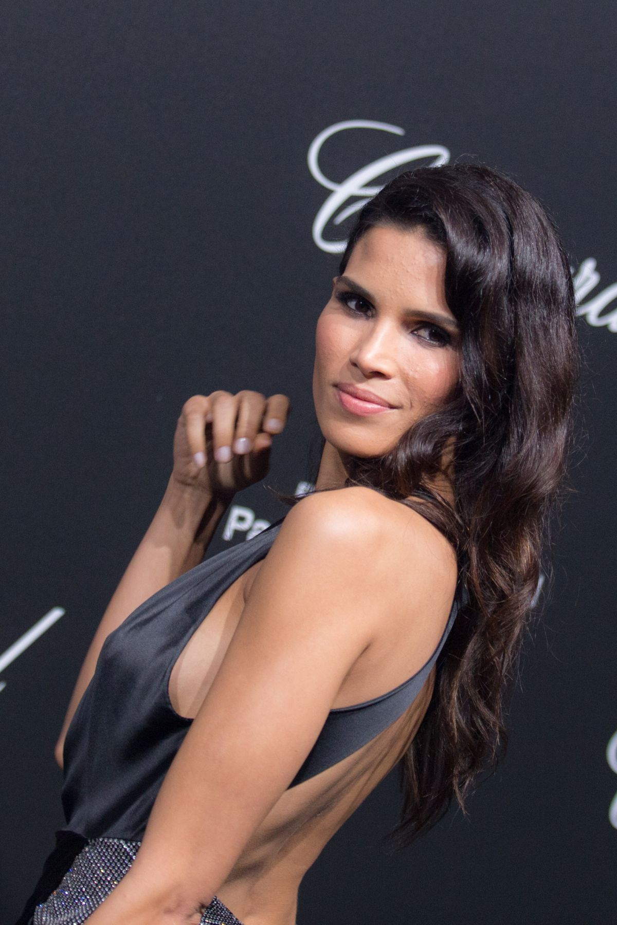 RAICA OLIVEIRA At Secret Chopard Party At 71st Cannes Film