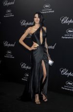 RAICA OLIVEIRA at Secret Chopard Party at 71st Cannes Film Festival 05/11/2018