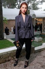 RAINIE YANG at Louis Vuitton 2019 Cruise Collection in Saint Paul De Vence 05/28/2018