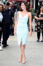 REBECCA KUFRIN Arrives at Good Morning America in New York 05/29/2018