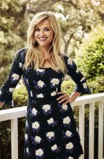 REESE WITHERSPOON in Natural Style, June 2018 Issue