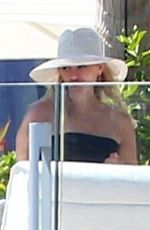 REESE WITHERSPOON in Swimsuit at a Beach in Los Cabos 05/28/2018