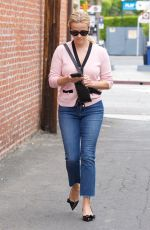 REESE WITHERSPOON Out in Santa Monica 05/18/2018