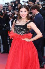 REGINA TODORENKO at Ash is Purest White Premiere at Cannes Film Festival 05/11/2018