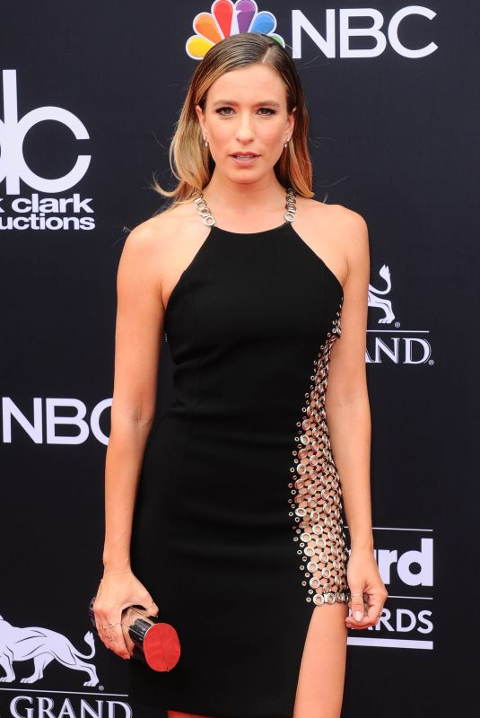 RENEE BARGH at Billboard Music Awards in Las Vegas 05/20/2018