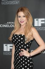 RENEE OLSTEAD at Feral Premiere in Hollywood 05/24/2018