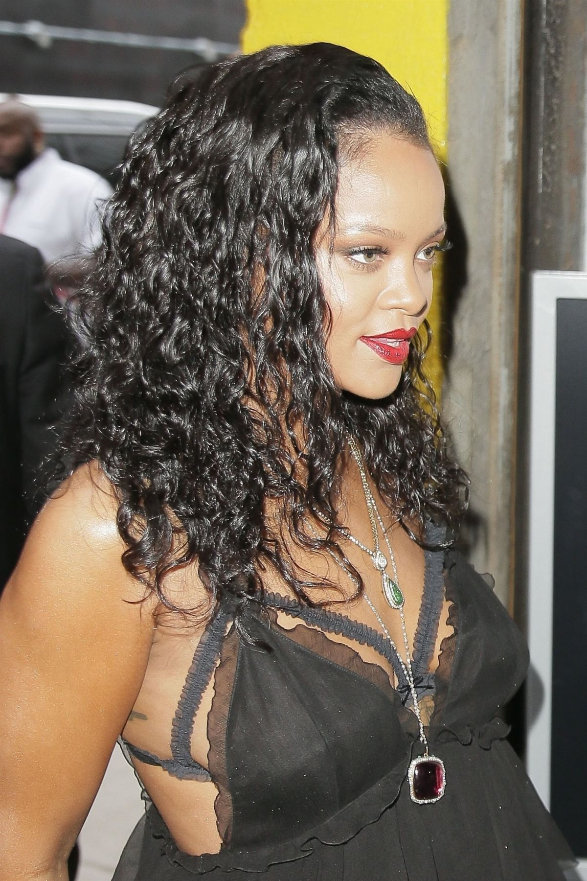 3334302a9 RIHANNA at Savage x Fenty Lingerie Launch Party 05 10 2018 - HawtCelebs