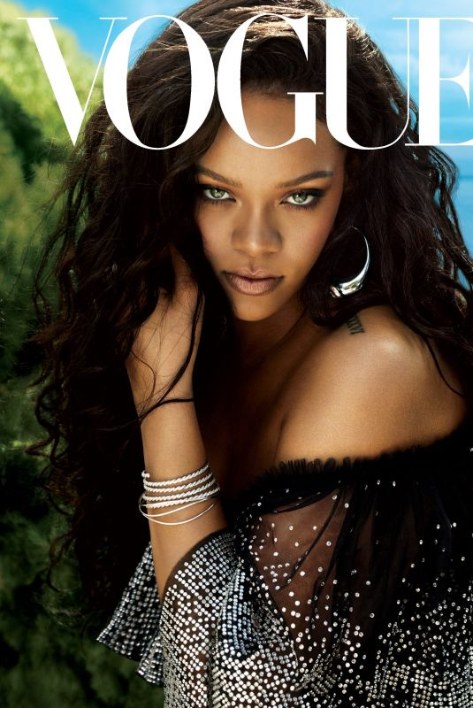 RIHANNA for Vogue Magazine, June 2018