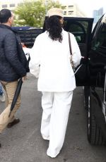 RIHANNA Out for Lunch at Anable Basin Sailing Bar & Grill in New York 05/10/2018