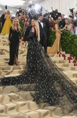 RITA ORA at MET Gala 2018 in New York 05/07/2018
