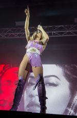 RITA ORA Performs at Grosse Freiheit 36 in Hamburg 05/26/2018