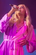 RITA ORA Performs at Grosse Freiheit 36 in Hamburg 05/26/2018