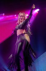 RITA ORA Performs at O2 Academy in Newcastle 05/13/2018